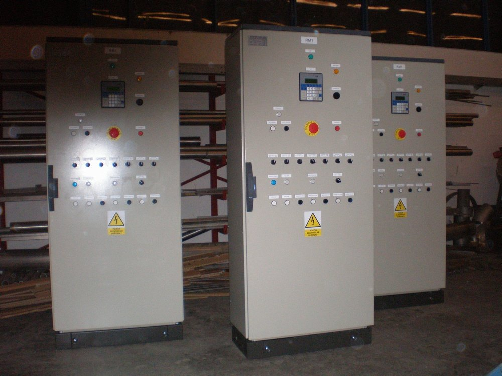 Switchboards for Egypt<br />